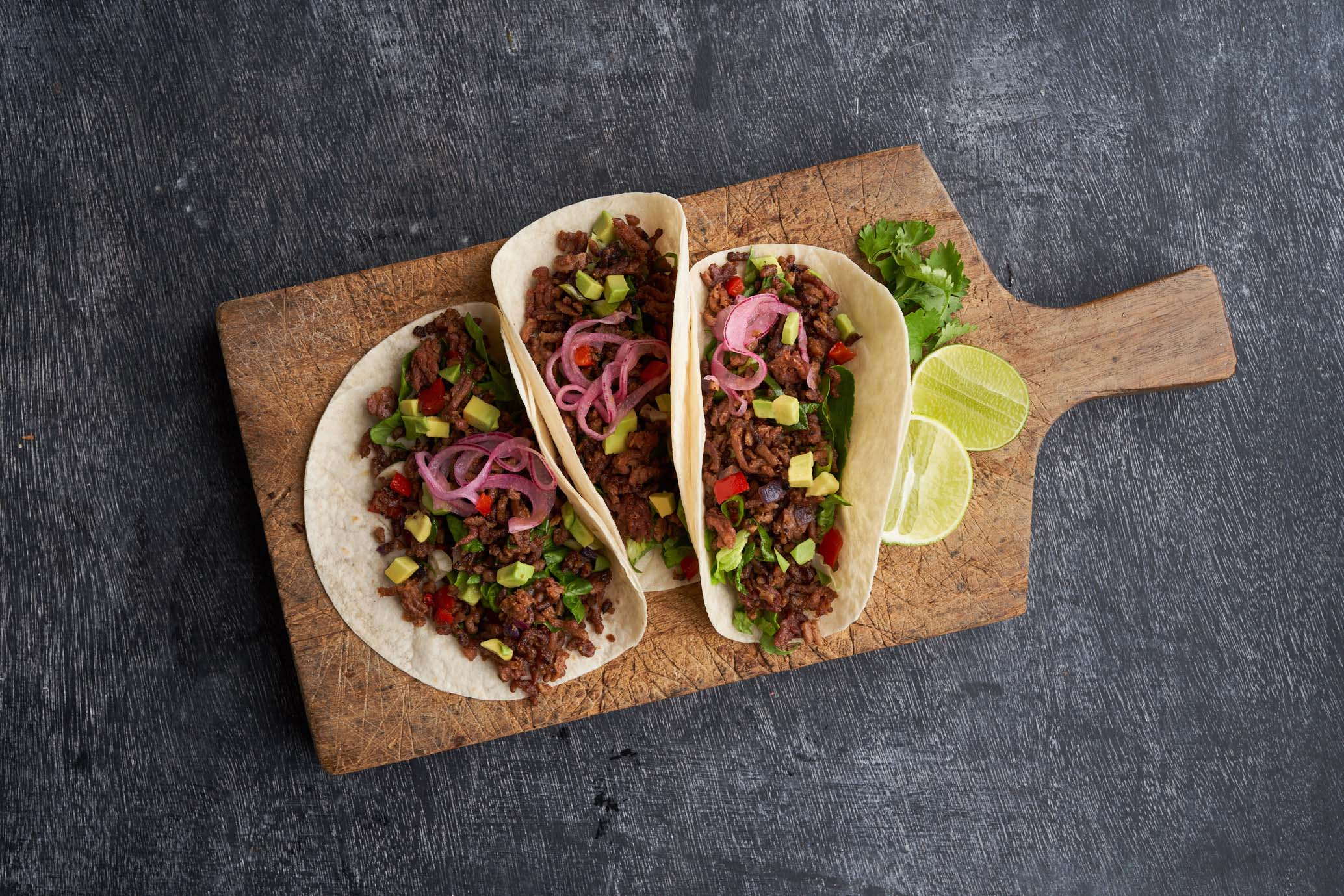 Soft Tacos The Alternative Meat Co