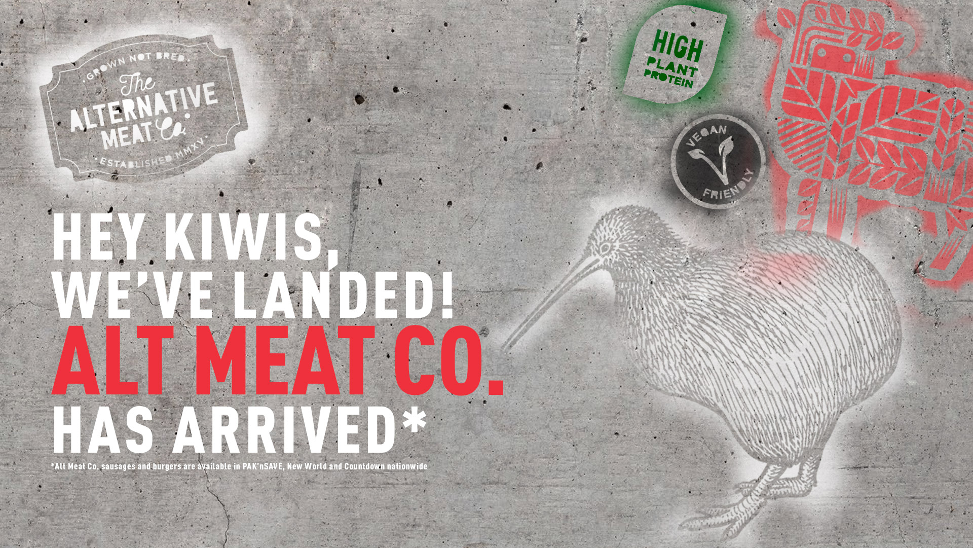 Alt Meat Co New Zealand